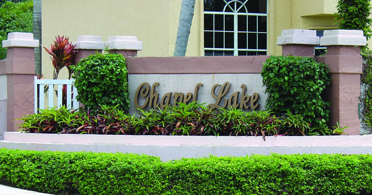 Chapel Lake Estates