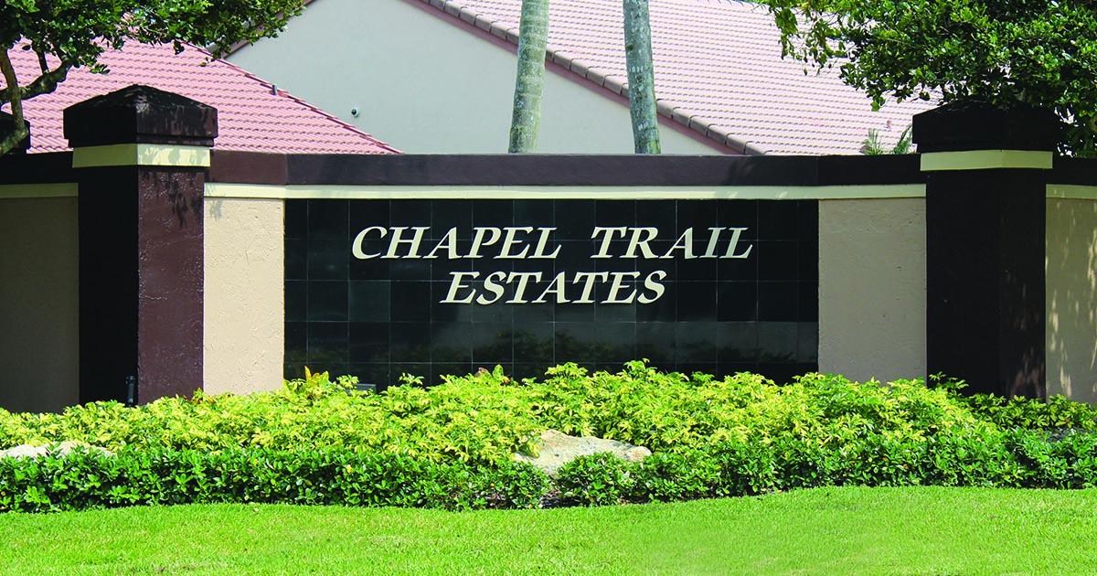 Chapel Trail Estates