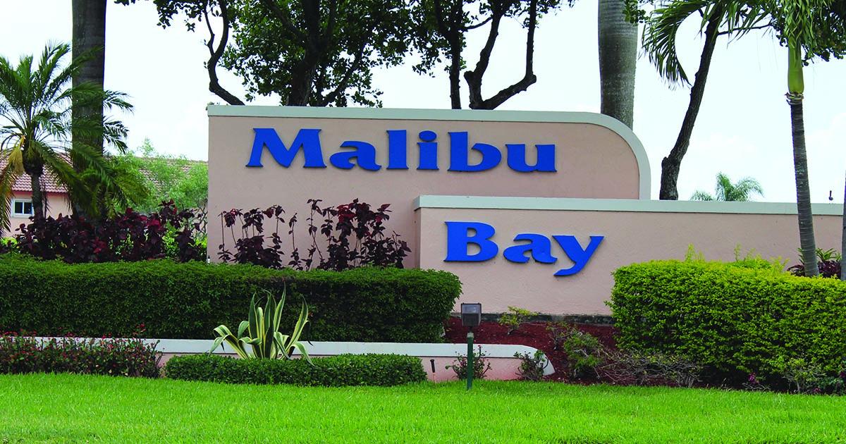 Malibu Bay