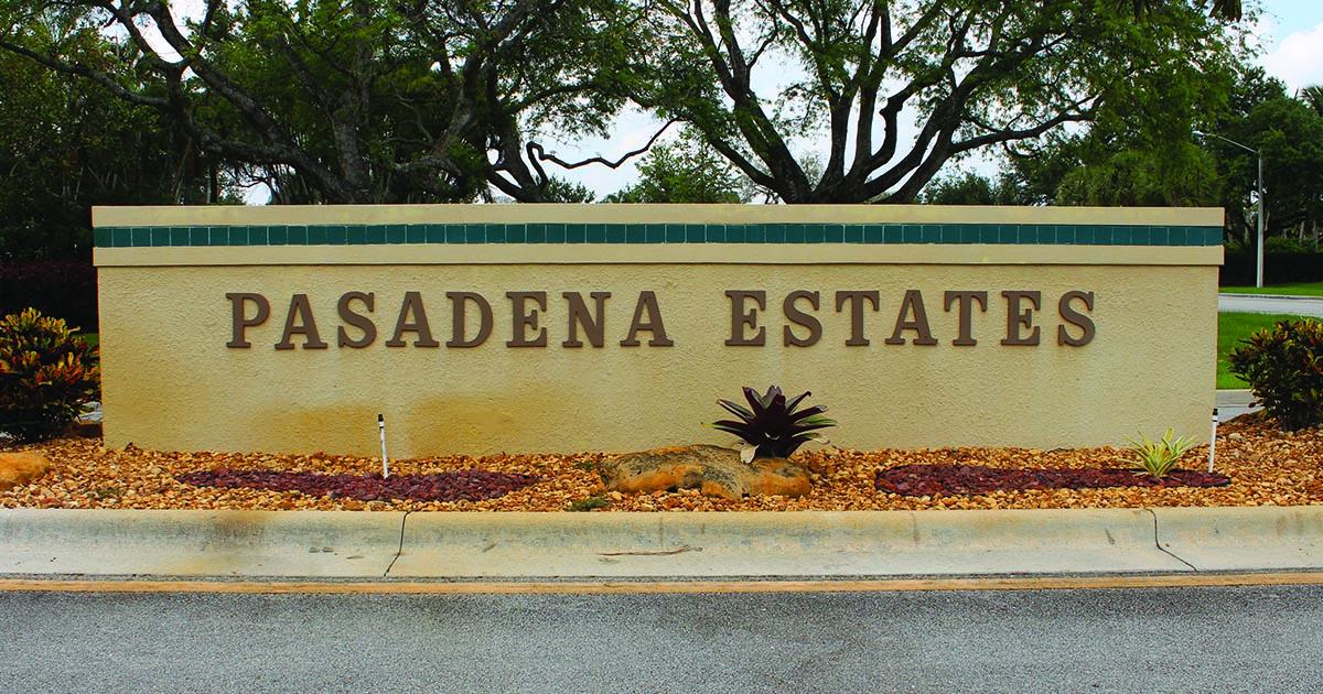 Pasadena Estates I