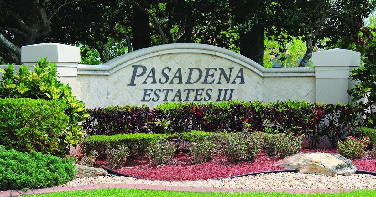 Pasadena Estates III