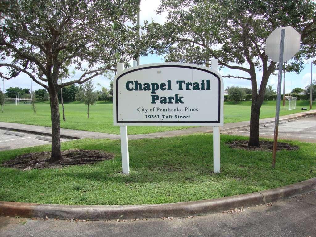 Chapel Trail Park
