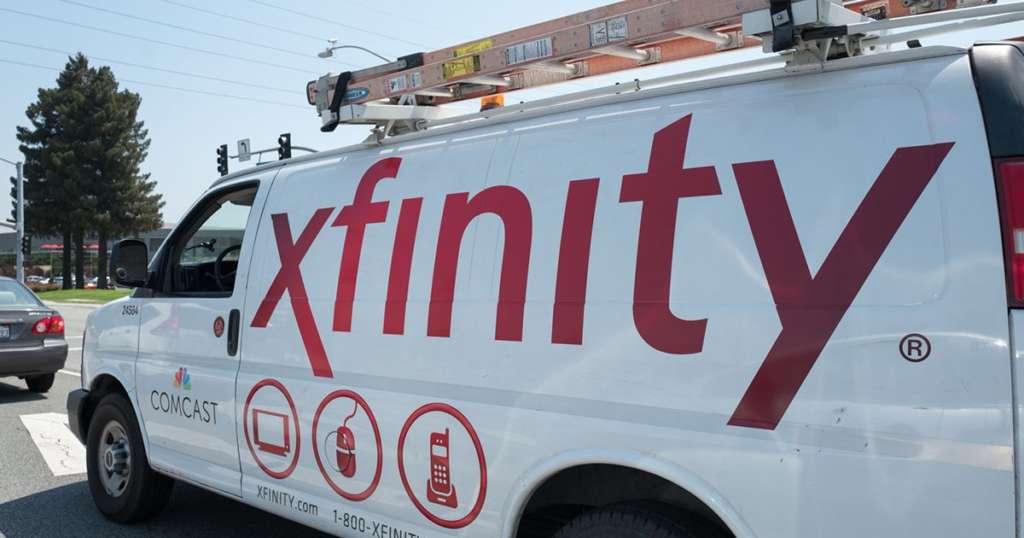 Comcast / Xfinity Truck