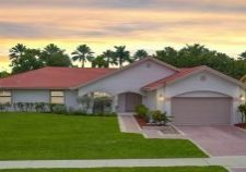 231 NW 197th Avenue - Twilight Front